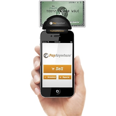 Pay Anywhere Mobile Reader