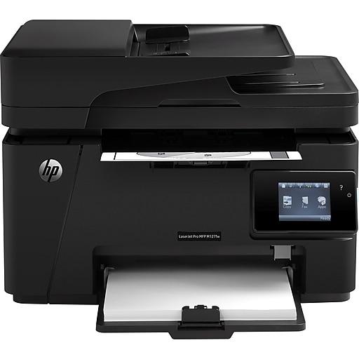 bfdb8d234c4a HP LaserJet Pro M177FW Wireless Multifunction Color Laser Printer  (CZ165A#BGJ). https://www.staples-3p.com/s7/is/