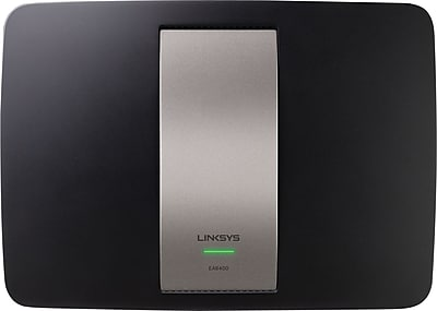 Linksys AC1600 Dual-Band Smart Wi-Fi Router - EA6400