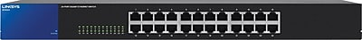 Linksys 24-Port Gigabit Ethernet Switch - SE3024