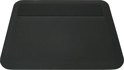 DuraPad Modern Desk Pad Medium Black 19 x 24 Staples