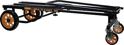 8-Way Multi Cart #500 Hand Truck, 24 Cubic Ft., 500-lb. Capacity, Black