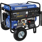 DuroMax® XP8500E 8500W, 16 Hp Gasoline Powered Electric Start Portable Generator with Wheel Kit