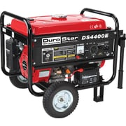 DuroStar® DS4400E 4400W, 7 Hp Gasoline Powered Electric Start Generator with Wheel Kit