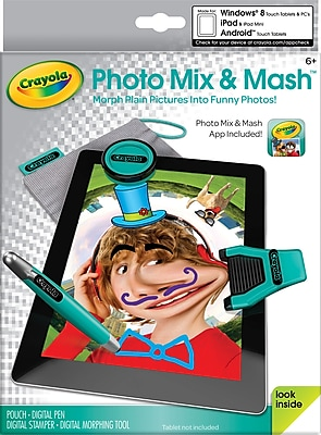 Crayola Photo Mix & Mash for Tablets