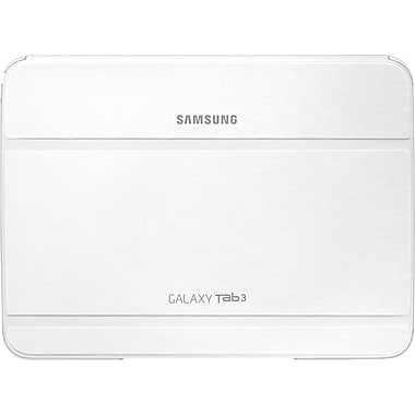 Samsung Galaxy Tab 3 10.1 Book Cover, White