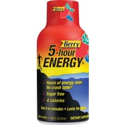 5-Hour Energy® Berry Drinks, 1.93 oz. Bottles, 12/Pack