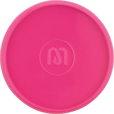 Staples® Arc System Notebook Expansion Discs, Pink, 1-1/2