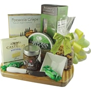Dolce & Gourmando Cocktail Companion Basket