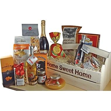 Dolce & Gourmando – Panier-cadeau Home Sweet Home