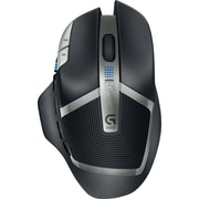 Logitech G602 Wireless Gaming Laser Mouse with 250 Hour Battery Life (910-003820)