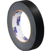 "Tape Logic® Masking Tape, 1"" x 60 yds., Black, 36/Case"