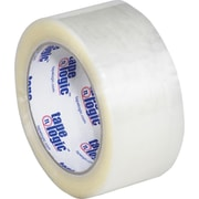 "Tape Logic® #900 Hot Melt Tape, 2"" x 110 yds., Clear, 6/Case"