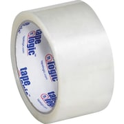 "Tape Logic® #900 Hot Melt Tape, 2"" x 55 yds., Clear, 6/Case"