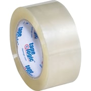 "2"" x 110 yds. Clear Tape Logic™ 2 Mil Acrylic Tape, 36/Case"