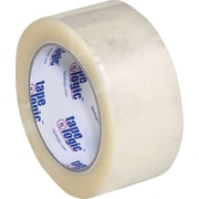 "Tape Logic® #700 Hot Melt Tape, 2"" x 110 yds., Clear, 36/Case"