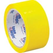 """2"""" x 55 yds. Yellow Tape Logic™ Carton Sealing Tape, 36/Case"""