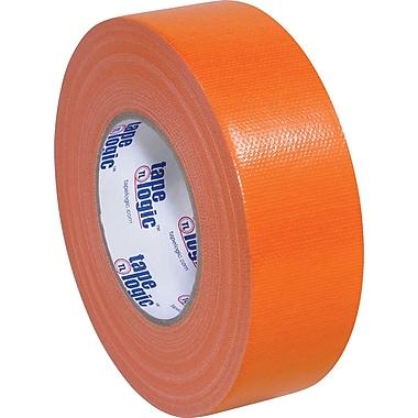 Tape Logic Economy Cloth Duct Tape, Orange, 2