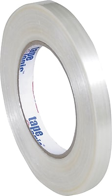 Tape Logic® 1550 Strapping Tape, 1/2