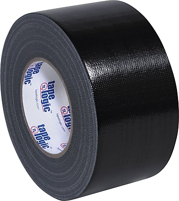 Tape Logic Industrial Gaffers Tape, Black, 3