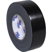 "Intertape Economy Cloth Duct Tape, Black, 2"" x 60 yds, 24/Case"