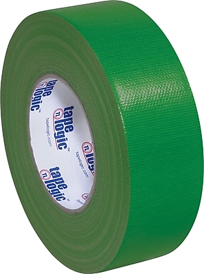 Tape Logic Economy Cloth Duct Tape, Dark Green, 2