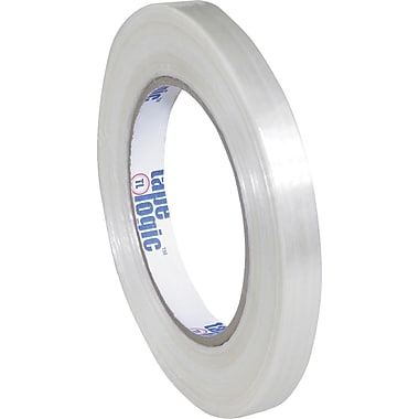 Tape Logic® 1500 Strapping Tape, 1/2
