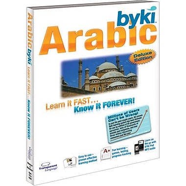Byki – Arabe deluxe V4 pour Windows (1 utilisateur) [Téléchargement]