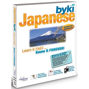Byki Deluxe V4 Japanese for Windows (1 User) [Download]