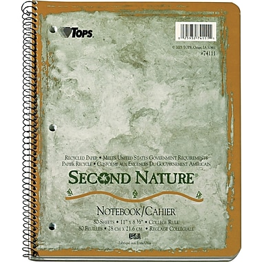 TOPS® Second Nature® Notebooks, 11