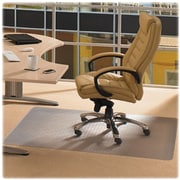 Cleartex Advantagemat Standard Chair Mat, Clear
