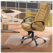 Cleartex Advantagemat Hard Floor Chair Mat, Clear