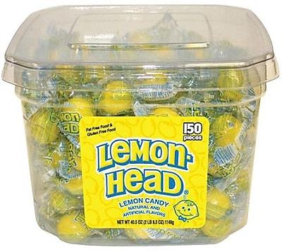 Lemonhead Tub: 150 Pieces