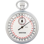 Marathon Single Action Mechanical Stopwatch, 1/10 Second (ST211005)