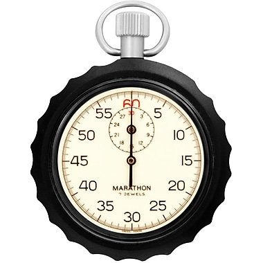 Marathon Glow in the Dark, Single Action Mechanical Stopwatch (ST194009)