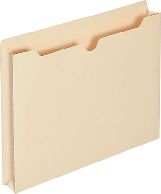 Staples® File Jacket, 1.5