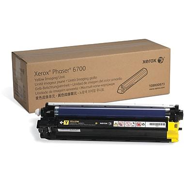 Xerox® - Unité de traitement d'images Phaser 6700, jaune (108R00973)