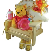Dolce & Gourmando – Chaise Muskoka pour bébé