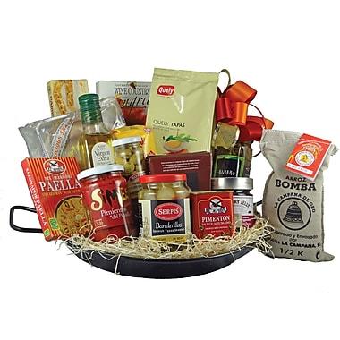 Dolce et Gourmando – Panier-cadeau Paella