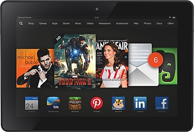 Amazon Kindle Fire HDX, 8.9