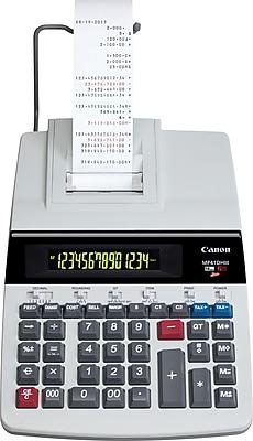 Canon® MP41DHIII 14-Digit Printing Calculator