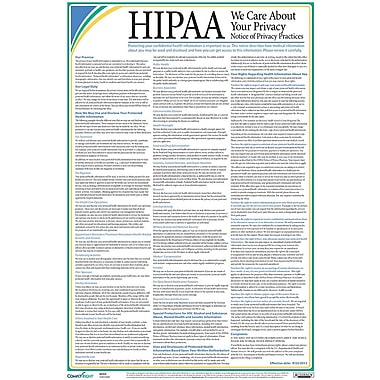 ComplyRight HIPAA Notice of Privacy Practices Poster