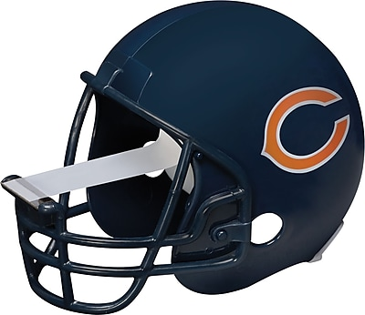 Scotch® Chicago Bears Helmet Tape Dispenser with Scotch®Magic™ Tape