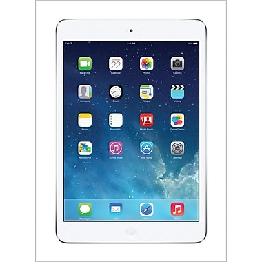 Apple iPad mini 2 with WiFi + Cellular (AT&T) 16GB, Silver