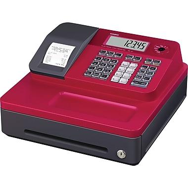 Casio SG-1 Series Cash Register-Red