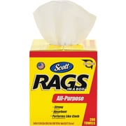 Scott® Rags in a Box All-Purpose Towels 200 Towels/Box (75260)