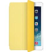 Apple - Étui intelligent pour l'iPad Air, polyuréthane, jaune (MF057ZM/A)
