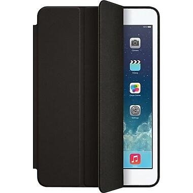 Apple - Étui intelligent pou l'iPad mini, cuir au teint aniline, noir (ME710ZM/A)