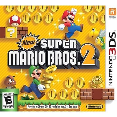 Nintendo New Super Mario 2, 3DS (CTRPABEE)