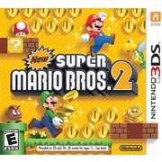 Nintendo New Super Mario 2, 3DS (CTRPABEE)